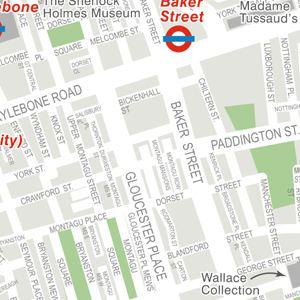 Nearest tube  underground  station to Selfridges Marylebone