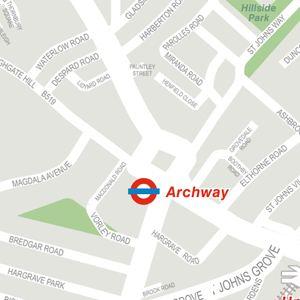 Archway tube station underground station nearby hotels shops archway tube station underground station nearby hotels shops and restaurants londontown malvernweather Image collections