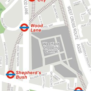 Westfield Shepherds Bush Map Westfield London   Shepherd's Bush, Ariel Way, London | Shopping  Westfield Shepherds Bush Map