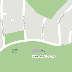 Kenwood Park In London Nearby Hotels Shops And Restaurants