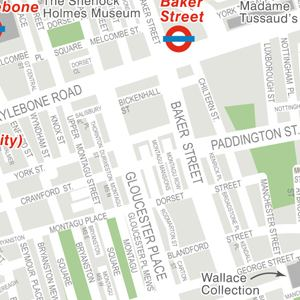 Street Map London West End.The Crystal Maze Live Experience West End London Nearby Hotels