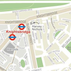 Nearest tube / underground / station to Millennium